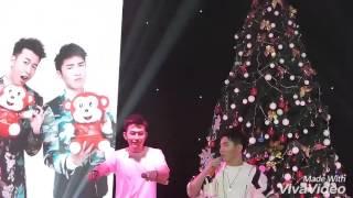Funny_Kong Chuinan&Huang Lige Dance_G.Dragon Song!!