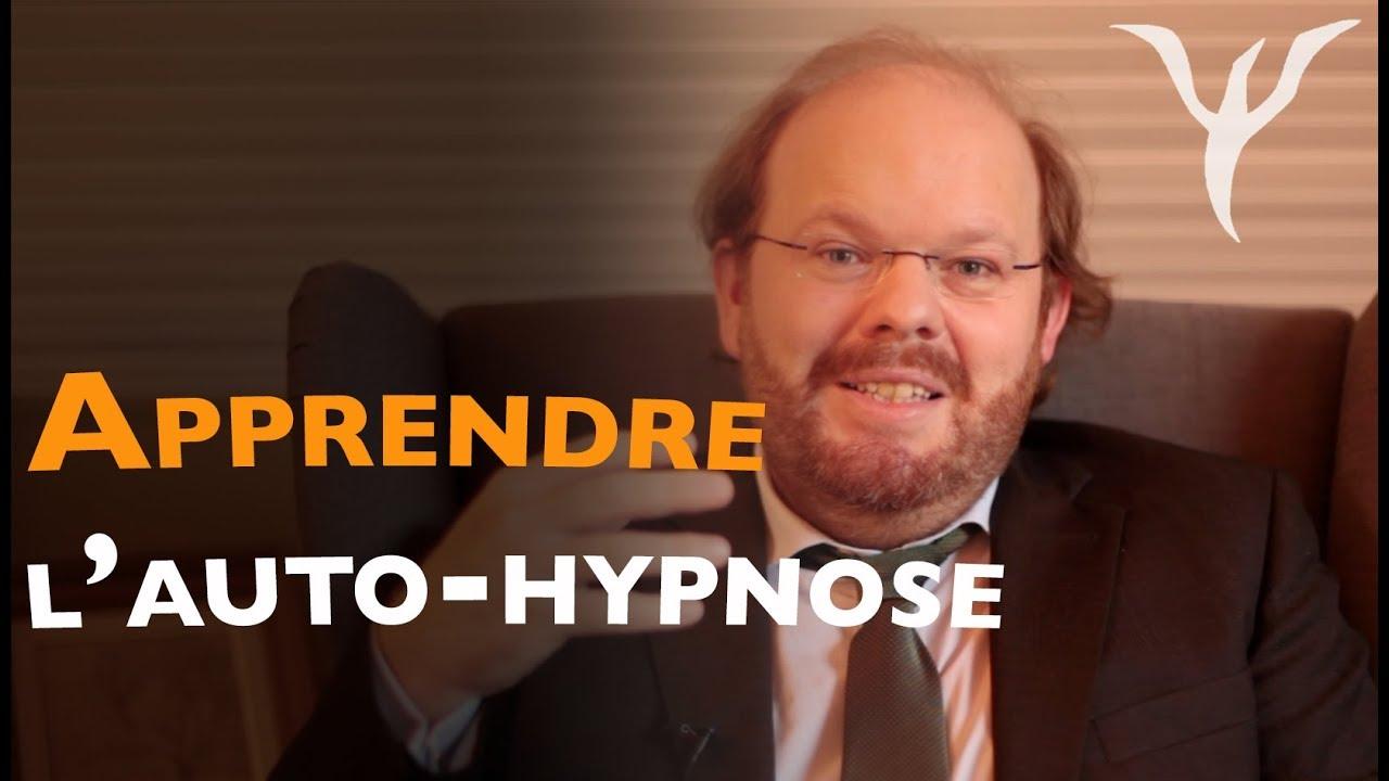 Assez Apprendre l'auto-hypnose (pour être calme, s'endormir facilement  YW63
