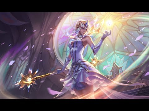 Music for playing  Elementalist Lux ♥