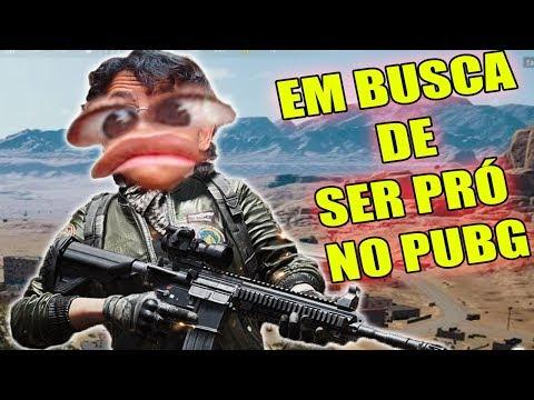 DE NUB A PRO !!! EM BUSCA DE SER PRO PLAYER NO PUBG - PRIMEIRA GAMEPLAY DE PUBG LITE