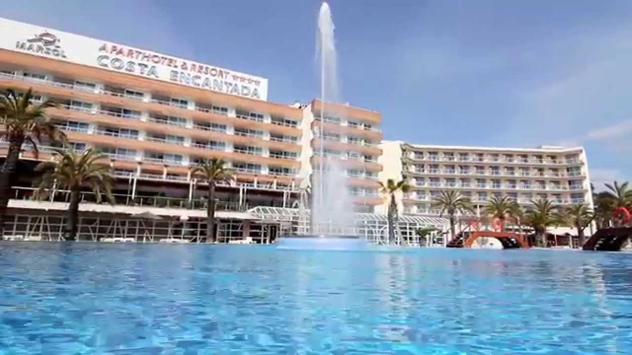hotel costa encantada en lloret de mar: