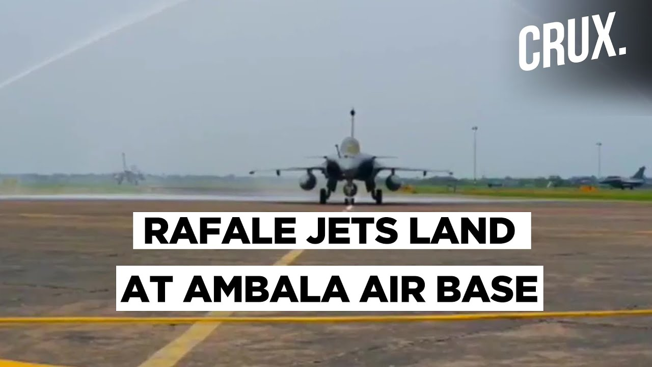 Congress Welcomes Arrival of Rafale Jets, But Questions Govt Over Delay And High Cost