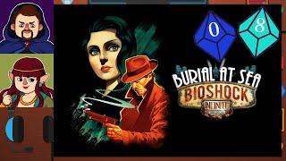 Let's Play Bioshock Infinite: Burial at Sea - Part 8 - Rapture Porn