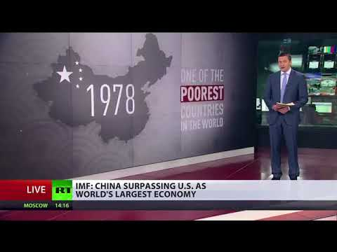 [Finance] China Have Overtaken USA as the Largest Financial Power