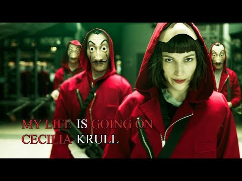 My Life Is Going On (La Casa De Papel Theme Song) - Cecilia Krull