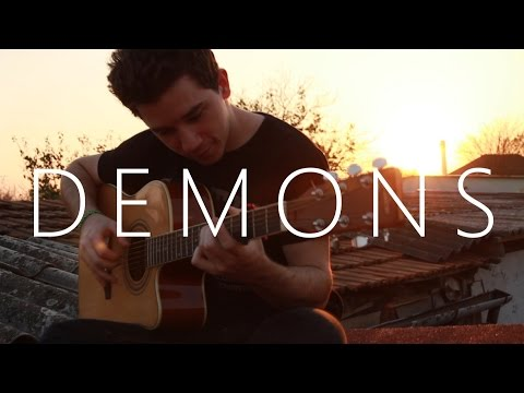 Imagine Dragons - Demons (fingerstyle...
