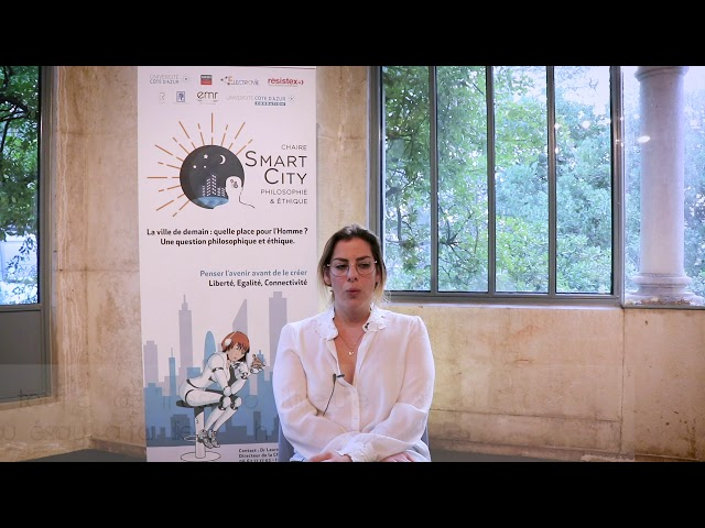 3 questions sur la Smart City - Jade Aureglia