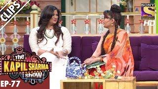 Vidyavati Fun With Richa Sharma – The Kapil Sharma Show - 28th Jan 2017