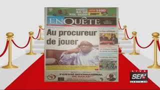 Revue des Titres de Presse avec  Ahmed Aïdara du Lundi  18 Novembre 2019