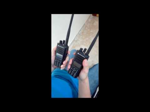 Tutorial RADIOS DGP 8550