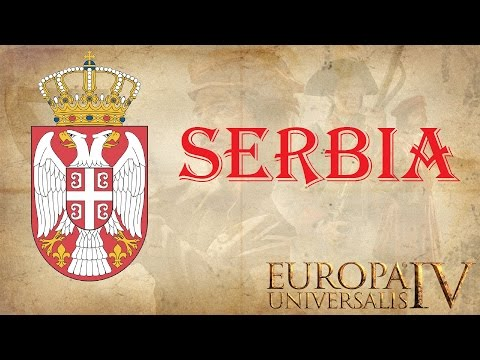 Europa Universalis 4 as Serbia 1 | Letsplay
