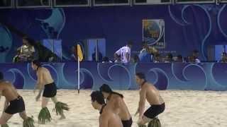 Tahitianleaders à la coupe du monde beach soccer Tahiti 2013