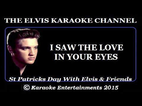 Celtic Connections Karaoke I Saw The Love In Your Eyes
