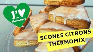 SCONES au Thermomix
