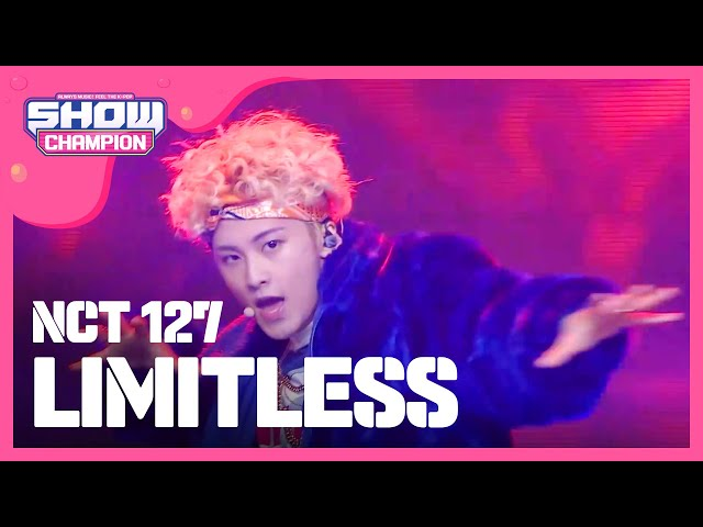 Show Champion EP.212 NCT 127 - LIMITLESS