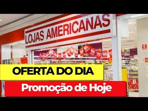 9adc1c0c17f89 OFERTA do dia e Presente Dia dos Namorados Lojas AMERICANAS Promoção de  hoje 2019   SOPHIA TV