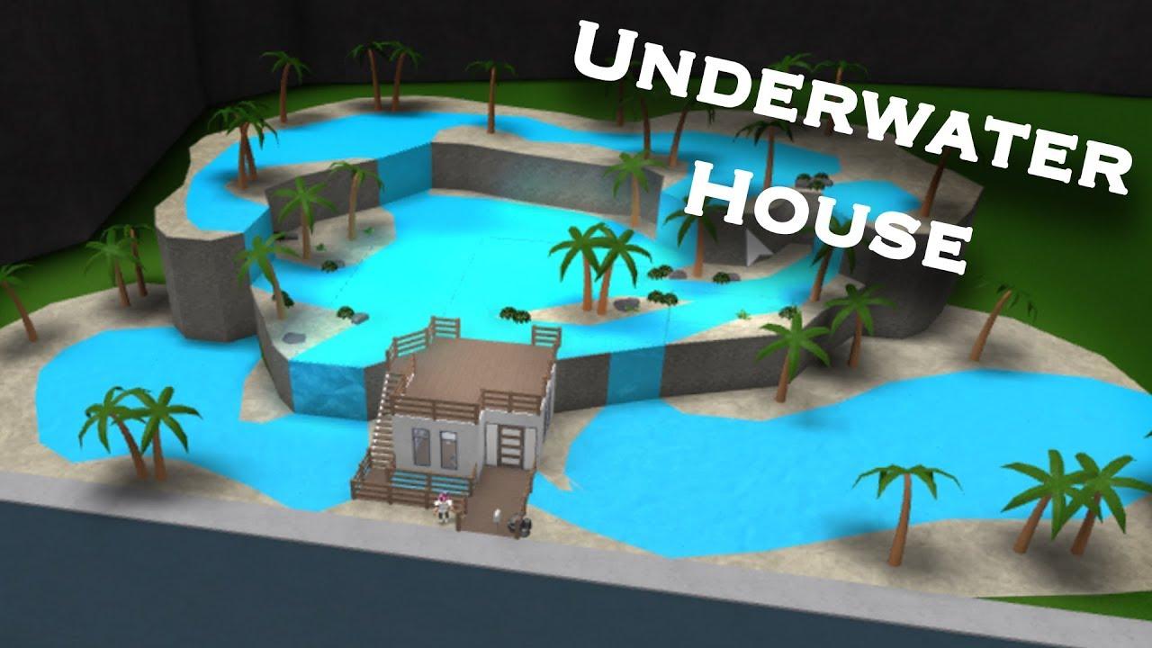 roblox underwater world