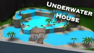 Underwater House! Roblox - BloxBurg (130K)