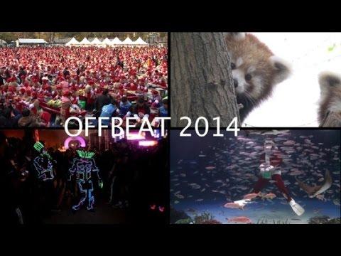 Lo más insólito de 2014