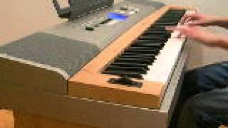 Emilia - Big Big World (Piano)