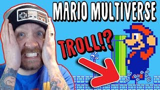 Video-Search for mario multiverse troll