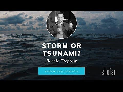 Bernie Treptow - Storm or Tsunami?