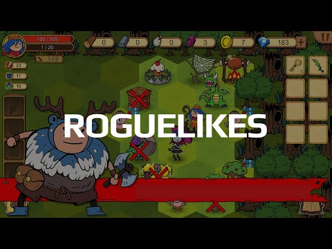 Top 10 Roguelike Games For Android / IOS Phone