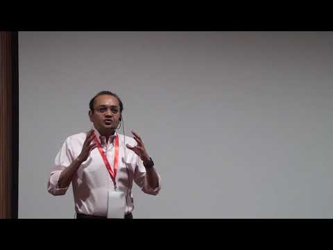 A Call To Action For The Ambitious | Rajiv Gandhi | TEDxDAIICT