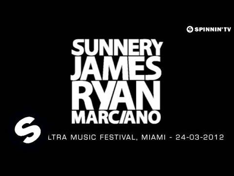 Sunnery James & Ryan Marciano @ Ultra Music Festival, Miami - 24-03-2012