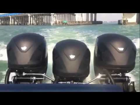 Thrilling Video: Take a Ride with Seven Marine's 557 hp