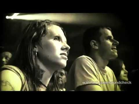 Nickelback Lullaby Live Walmart Soundcheck