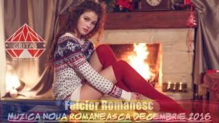 Folclor Romanesc Muzica Noua Romaneasca Decembrie 2016 ( Club Mix V8 by Dj Gritas)