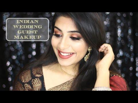 Indian Wedding Guest Makeup | GRWM | Indian Beauty Blogger | Jaisa