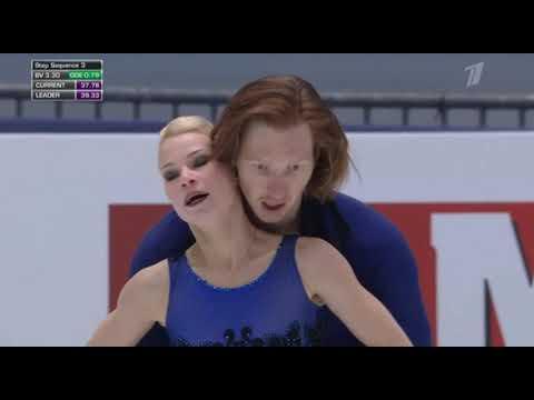 Евгения Тарасова / Владимир Морозов. Чемпионат Европы 2020 Короткая программа