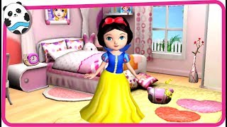 Fun Baby Care - Ava the 3D Doll Kids Games - Bath Time, Dress Up & Feed - Game For Children