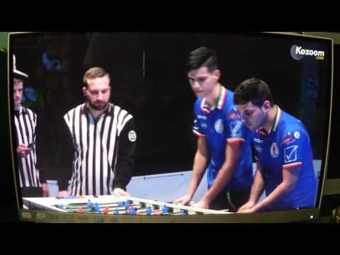 ITSF Speedball Final: Ryan Moore & Justin Shaw vs Lorenzo Nesta & Adriano Monastra