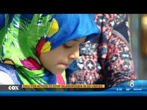 Video: CAIR-San Diego Calls for Action Against Bullying of Muslim Students