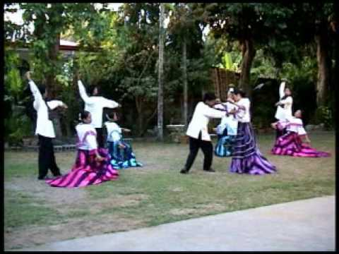 Philippine Folk Dances - Track 10 - La Jota Moncadena