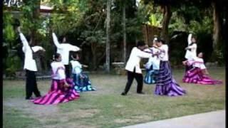 Philippine Folk Dances - Track 10 - La Jota Moncadena