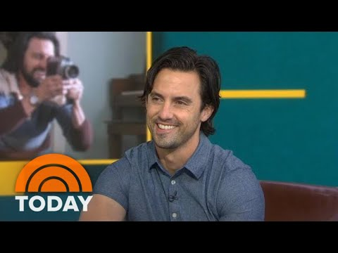 Watch Milo Ventimiglia Surprise A Group Of Lucky 'This Is Us' !  TODAY