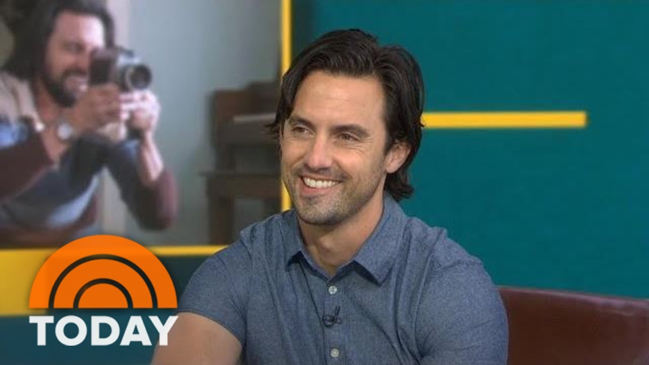 Watch Milo Ventimiglia Surprise A Group Of Lucky 'This Is Us' Fans! | TODAY