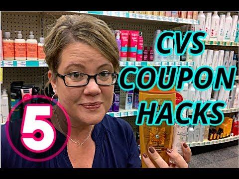 5 CVS COUPON HACKS YOU SHOULD KNOW | Savvy Coupon Shopper