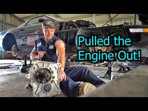 Rebuilding a Destroyed ZR1 Corvette Part 3
