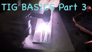 TIG Welding Basics part 3 - Which Polarity for What