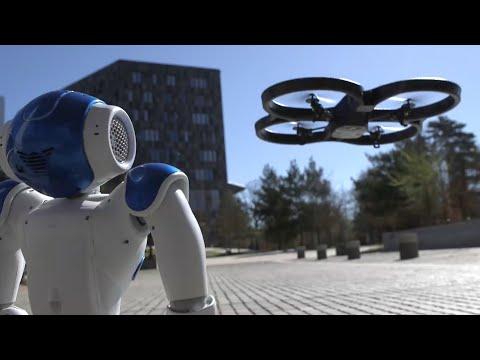 CoRobots - MUDAM Luxembourg