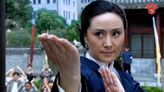 Bà Già Sở Hữu Kungfu Khủng Khiến Cả Bến Thượng Hải Run Sợ Vì Tốc Độ Ra Đòn Chóng Mặt | Mã Vĩnh Trinh