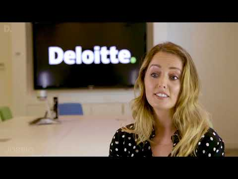Working at Deloitte Consulting