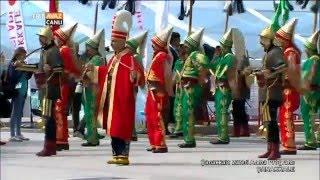 TSK Mehteran Birlikleri - Çanakkale Zaferi Anma Programı 2016 - TRT Avaz