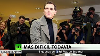 El líder de Ciudadanos abandona la política tras el batacazo en las elecciones de España