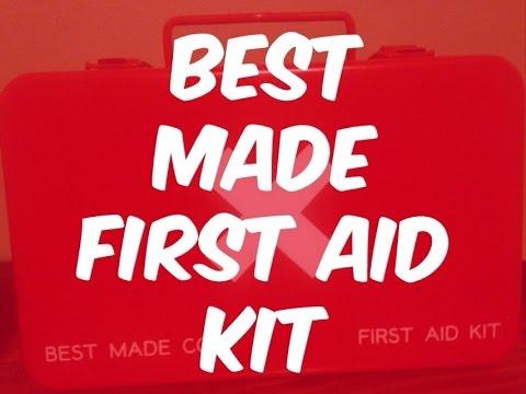 Best Made Co First Aid Kit (Small)